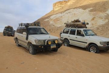 2 Days Bahariya Oasis Safari Trip from Hurghada