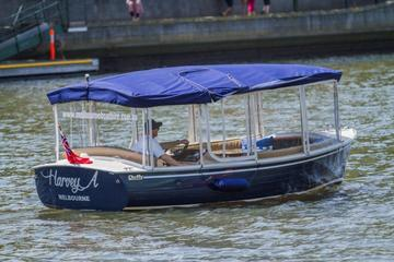 2-Hour Self-Drive Boat Hire on the Yarra River