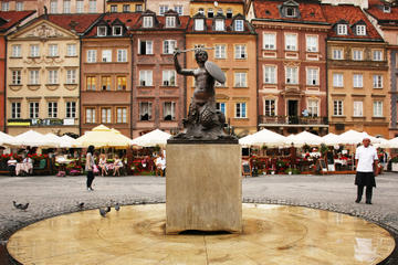 2-Night Warsaw Independent Experience Including City Sightseeing Tour