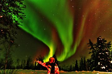 2-Nights Aurora Hunting with Accommodation