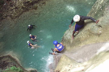 27 Waterfalls of Damajagua Tour from Puerto Plata