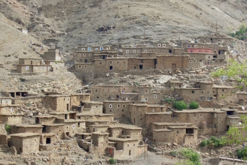 3-Day Berber Villages Hike from Marrakech