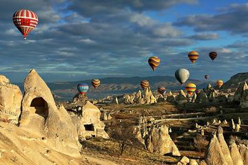 3-Day Cappadocia Tour from Belek