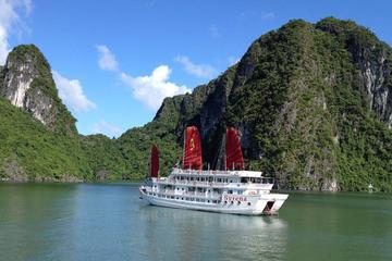 3-Day Halong Bay Syrena Cruise from Hanoi