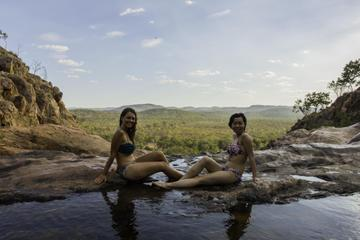 3-Day Kakadu and Litchfield Camping Tour From Darwin Including Corroboree Billabong and Gunlom Falls