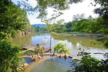 3-Day River Kwai Camping Experience from Bangkok