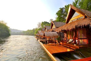 3-Day River Kwai Floathouse Experience from Bangkok