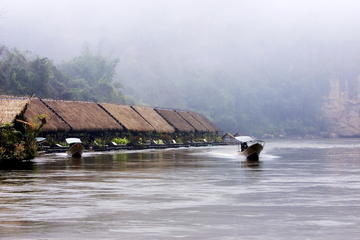 3-Day River Kwai Jungle Rafts Experience from Bangkok