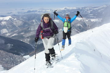 3 Day Snow-shoeing Tour in the Central Balkan