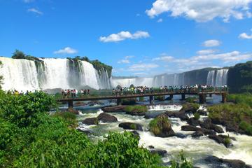 3-Day Tour Iguazu National Park: Argentinian and Brazilian Sides