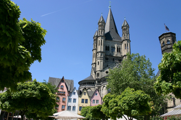 3-Day Tour to Germany's Rhineland from London