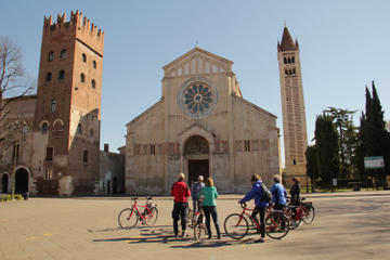 3-Hour Bike Tour around Verona