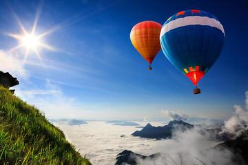 3 Hour Hot Air Balloon Ride in Agadir