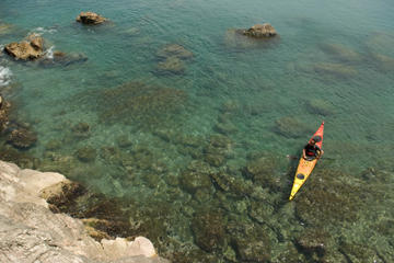 3 Hour of Sea Kayak trip in the creeks of Sete