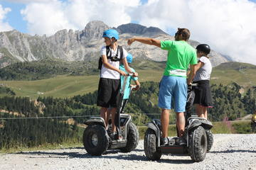 3 Hour Segway Escapade in the Valley of Aigueblanche