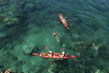 3 Islands Sea Kayaking Day Trip