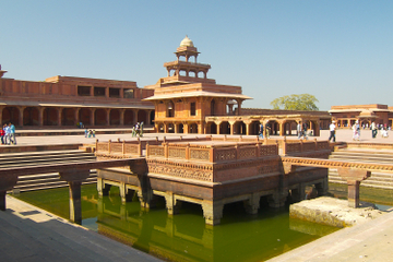 3-Night Independent Golden Triangle Tour of Agra, Fatehpur Sikri and Jaipur from Delhi