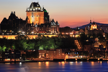 3-Nights in Quebec City Including a Night at the Hôtel de Glace