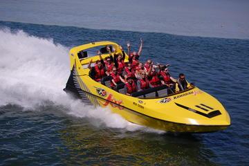 30-Minute Jet Boat Tour of Lake Rotorua