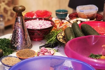 Moroccan Cooking Class With Chef Najlae