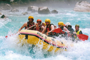 4-Day All-Inclusive Tara River Rafting Tour