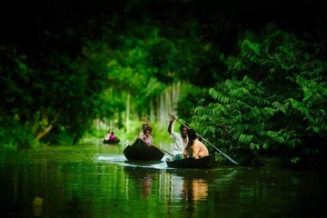 4-Day Barisal Backwater and Village Homestay Tour