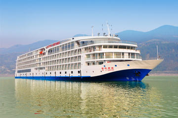 4-Day Century Paragon Three Gorges Cruise Tour from Chongqing to Yichang