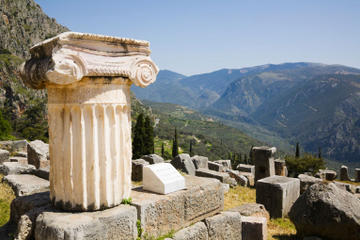 4-Day Classical Greece Tour: Epidaurus, Mycenae, Olympia, Delphi, Meteora