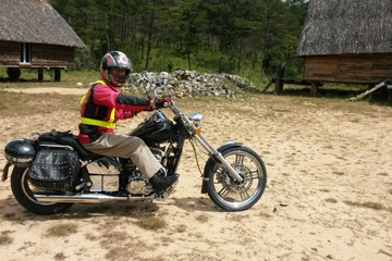 4-Day Motorcycle Tour from Dalat to Ho Chi Minh City