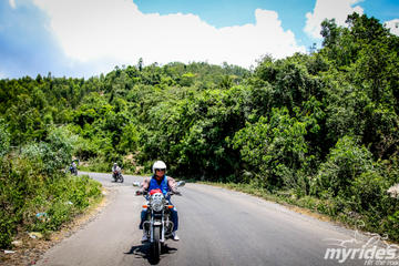 4-Day Motorcycle Tour to Dalat by Ho Chi Minh Trail