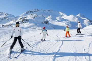 4-Day or 6-Day Jasper Ski Trip at Marmot Basin from Edmonton