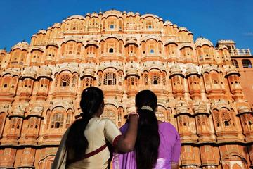 4-Day Private Tour of Delhi, Agra and Jaipur Including Fatepuh Sikri from Delhi