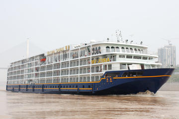 4-Day Victoria Jenna Three Gorges Cruise Tour from Chongqing to Yichang