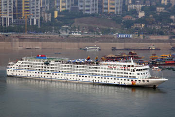 4-Day Yangtze Gold 3 Three Gorges Cruise Tour from Chongqing
