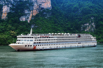 4-Day Yangtze Gold 5 Three Gorges Cruise Tour from Chongqing to Yichang