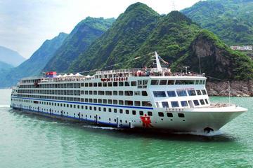 4-Day Yangtze Gold 6 Yangtze River Cruise Tour from Chongqing to Yichang