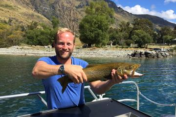4 Hour Queenstown Fishing Charter