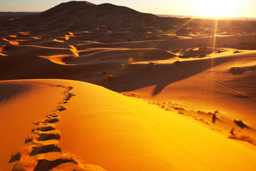 4-Night Private Tour to Dades Gorges, Merzouga and Fez from Marrakech including Camel Ride
