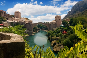 4-Night Three Countries Private Tour from Dubrovnik: Croatia, Montenegro and Bosnia-Herzegovina