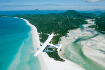 4-Night Whitsundays Package Including the Great Barrier Reef and Whitehaven Beach
