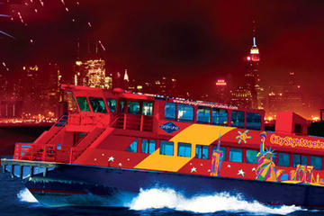 4th of July Fireworks Cruise in New York City