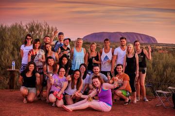 5 Day Camping Tour from Darwin to Alice Springs via Uluru Ayers Rock