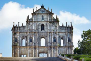 5-Day Guangzhou and Macau Independent Tour from Hong Kong
