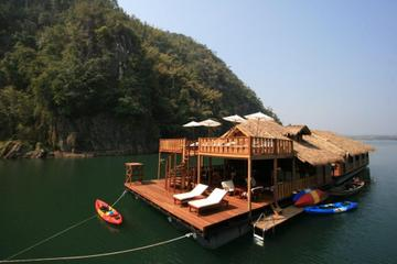 5-Day Houseboat Adventure on Khao Laem Lake from Bangkok