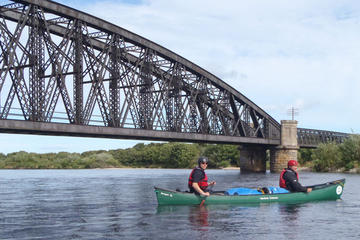 5-Day River Spey Canoe Expedition
