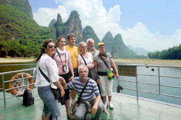 5-Day Small-Group China Tour: Guilin, Yangshuo and Shanghai