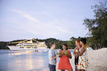 5-Day Wanderer Cruise from Denarau
