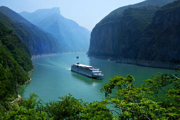 5-Day Yangtze River Cruise from Yichang to Chongqing Including the Three Gorges Dam