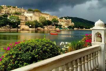 5-Night Guided Royal Rajasthan Tour of Jaipur, Udaipur and Jodhpur