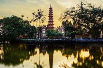 5-Tour Hanoi Package Including City Tour, Bat Trang and Halong Bay
